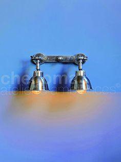 Dubble wall lamp - Bathroom? Chehoma