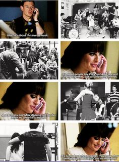 It's all about Glee