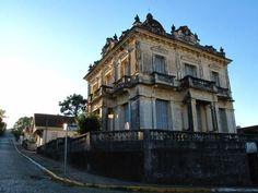 Garibaldi (RS) - Brasil - Mansão Mazzini