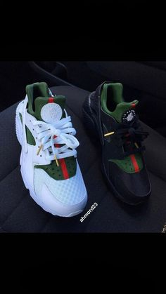innovative design 181a9 474f1 Gucci Shoes Sneakers, Cute Sneakers, Sneakers Outfit Nike, Haraches Shoes,  Adidas Shoes