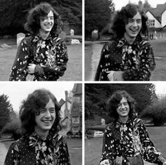 Adorable. Ever thought that one of the best guitarist in a very hard rocking band is this adorable?