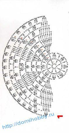 схема салфетки 1