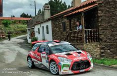 Rali de Portugal 2015 - DS 3 Team