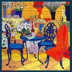 taller de cerámica artística Alicia Guerrero