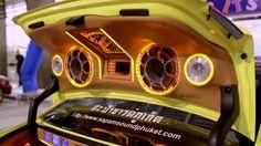 Loucos por carretas os carros com os sons automitivos mais potentes do m...
