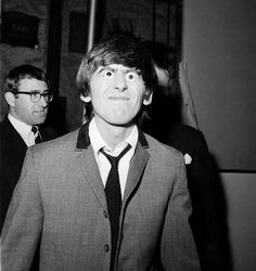 1964 George Harrison from the archives - Mirror Online