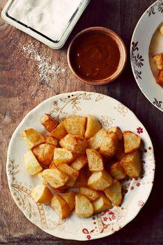 Patatas bravas - Przepis