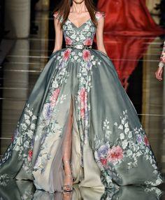 Zuhair Murad Spring 2016 Haute Couture.