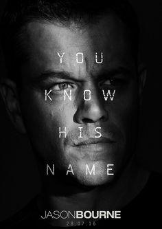 Jason Bourne, Pathé Scheveningen, 6 augustus 2016