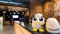 Forrester names Hootsuite leader in social media management solutions Inbound Marketing, Social Media Marketing, Marketing Tools, Series B Funding, Branding, Wordpress Plugins, Twitter, Vancouver, Management
