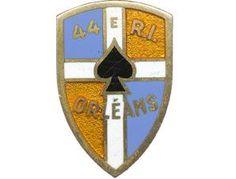 """44e régiment d'infanterie (44e RI) est un régiment d'infanterie de l'armée française créé sous la Révolution à partir du régiment d'Orléans, un régiment français d'Ancien Régime créé en 1642 sous le nom de régiment Mazarin-Italien. Surnommé l'""""As de pique"""" (division des As) pendant la guerre de 1914-1918, il sert actuellement de corps support aux personnels militaires affectés à la DGSE."""