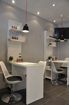 Nail bar - dream come tenue