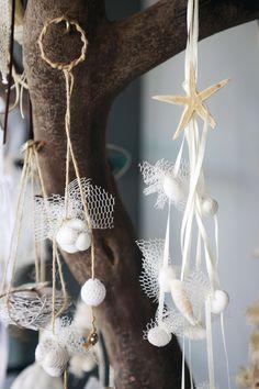 κρεμαστές διακοσμητικές μπομπονιέρες Atelier Zolotas