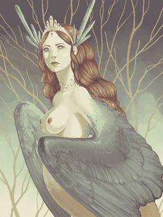 Siren by zmeess.deviantart.com on @deviantART