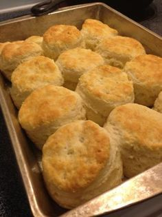 Southern Buttermilk Biscuits Recipe - Southern.Food.com - 26110