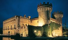 Castillo de Peralada (Girona)