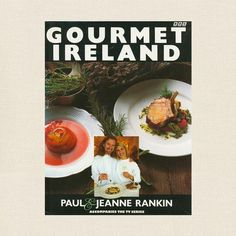 Gourmet Ireland Cookbook