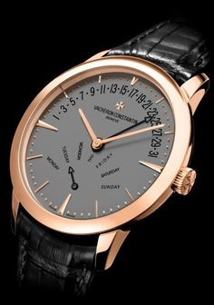 Vacheron Constantin Patrimony Contemporaine Bi-Retrograde for Dubail