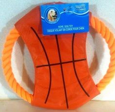 Paws & Claws Rope... found at  http://keywebco.myshopify.com/products/paws-claws-rope-dog-toy-7-5-inch-basketball-theme-new?utm_campaign=social_autopilot&utm_source=pin&utm_medium=pin