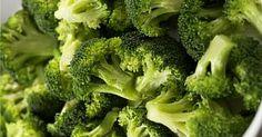 Jak upravit brokolici, aby si zachovala vitamíny i krásnou barvu Broccoli, Vegetables, Food, Veggies, Vegetable Recipes, Meals, Yemek, Eten