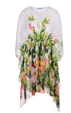 Blumarine Spring/Summer 2013 Dress Collection – Precious Embroideries