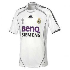 ca0d3f797 Real Madrid Home Retro Shirt Soccer Jersey - Cheap Football Shirts Store