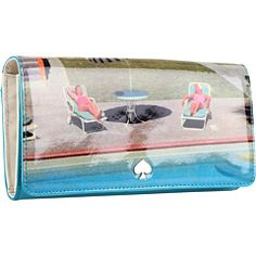 Too expensive, but amazing Kate Spade wallet. Kate Spade Clutch, Kate Spade Wallet, Day Work, Fashion Forward, Give It To Me, Clutches, Totes, Fashion Trends, Bags