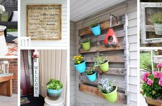 32 Colorful DIY Porch and Patio Decor Ideas to Brighten Up Your Home's Exterior