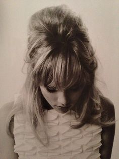 Love her hair!! Suki Waterhouse