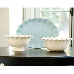 Provence Oval Serving Bowl    Tableware   Ballard Designs