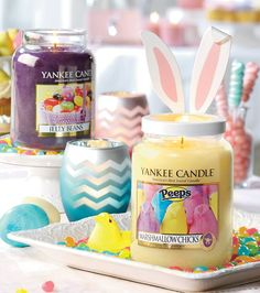 Easter Special! 25% off select fragrances & accessories | Yankee Candle