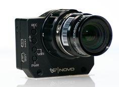 Novo   A Modified GoPro Hero 3: Black Edition Camera