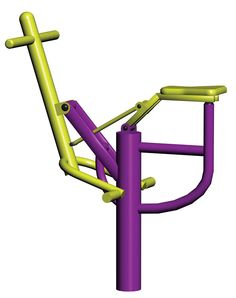 outdoor fitness equipment manufacturer