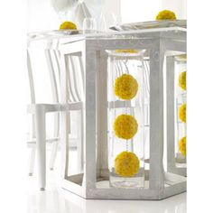 Under-the-Table Centrepieces