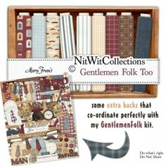 Gentlemen Folk Too - Background Papers - Nitwit Collections™