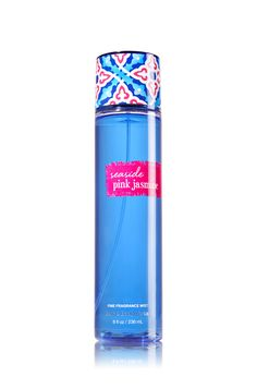SEASIDE PINK JASMINE Fine Fragrance Mist - Signature Collection - Bath & Body Works