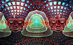 Alex Grey (born November is an American artist specializing in spiritual and psychedelic art (or visionary art) that is sometimes associated with the Alex Grey, Alex Gray Art, Psychedelic Art, Psychedelic Tattoos, Psychedelic Experience, Raves, Tool Artwork, Tapestry Wallpaper, Trippy Wallpaper