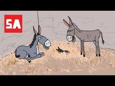 Sminky Shorts: Handsome Donkey - YouTube