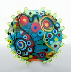 Lampwork - Art Glass by Michou Pascale Anderson Design