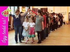 Így tedd rá! MÓDSZERTANI ESZKÖZTÁR című könyv videó melléklete - YouTube Preschool Music, Advent, Folk, Ted, Songs, Youtube, Education, Learning, Musica