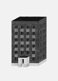 Stories of Buildings and Furnitures by Klas Herbert