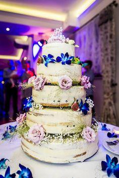 Wedding cake from Masz Kawałek https://www.facebook.com/maszkawalek/
