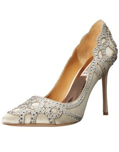 Badgley Mischka Rouge Pumps http://allthoseshoes.com/shop/badgley-mischka-rouge/ #shoes #heels #pumps