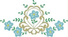 B O R D A D O S E R V I C E: FLORAIS Machine Embroidery, Embroidery Designs, Business, Embroidery Designs Free, Monogram, Embroidered Towels, Vintage Embroidery, Embroidered Pillows, Flowers