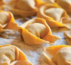 Renaissance Recipes: Fig and Walnut Stuffed Ravioli | Good Tastes of Tuscany near Florence shares this ravioli recipe.