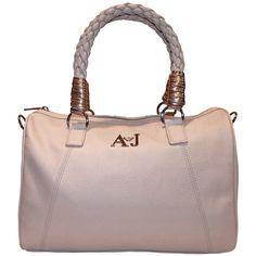 Armani Jeans Rose Pink Bowling Bag Shoulder Bags From Ginger Uk