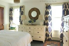 Top Five of 2012: Master Bedroom Reveal: At Home on the Bay