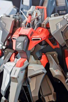 G-System 1/72 Hyper Zeta Gundam Painted Build - Gundam Kits Collection News and…