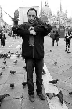 Dave Matthews in Venice, Italy