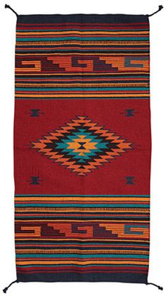 """""""This Beautiful Primo Style Rug is 100% imported wool. Apx. 32"""""""" x 64"""""""". Great for an entry way, by your sofa or next to your bed side."""""""